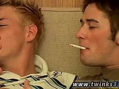 Teen emo guy movie gay porn Shane Gets Double Penetrated!