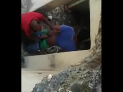 Mallu sex with Bihar boy abandon building - Part 1