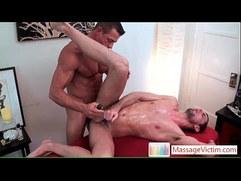 Jake Steel gets hard deep fuck 1 by MassageVictim