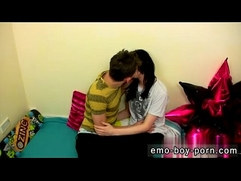 Grandpa gay sex videos with desperate twinks Oscar is the cute young