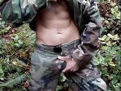 Handjob In The Army