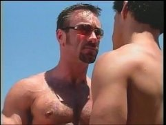 Tiger  steve cassidy and rocky  pretty gay threesome