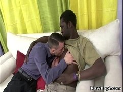 Latin Gay Sucked A Black Cock