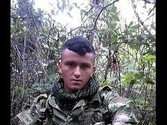 Hetero soldado colombiano trciked colombian soldier