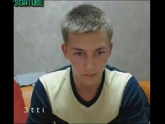 Russian Boy On Camshow