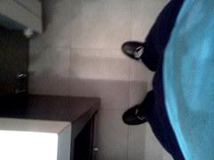 Una Paja en el baño