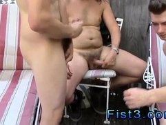 Gay male anal fisting stories Fisting Orgy and Jerk Off