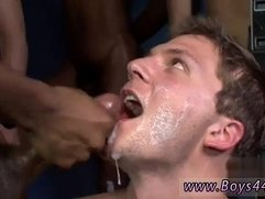 Hot gay sex Kameron Scott works in a non-profit organisation and so