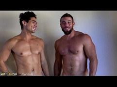 Alpha Hairy Muscle Jock Fucks Fit Fem Boy