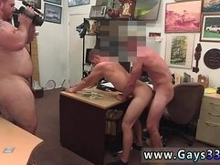 Black first time gay porn reality Guy ends up with assfuck hook-up