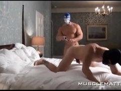 MUSCLE SLAVES DREAMS CUMS TRUE